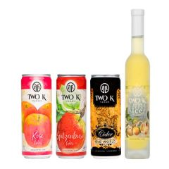 Virtual Tasting Two K Farms Cider Pack 10% Off
