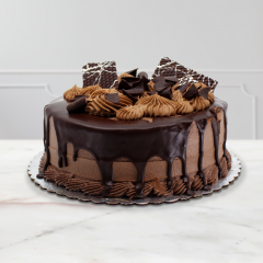 """Parmentier 8"""" Death by Chocolate Cake"""