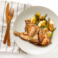 All Natural Roasted Chicken