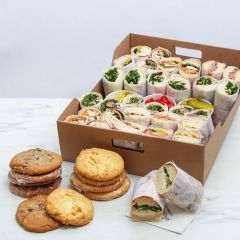 Sandwiches & Cookies
