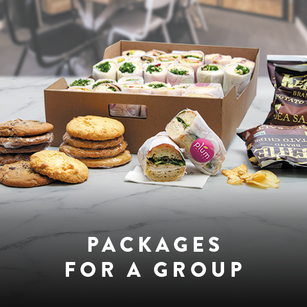 Packages For A Group