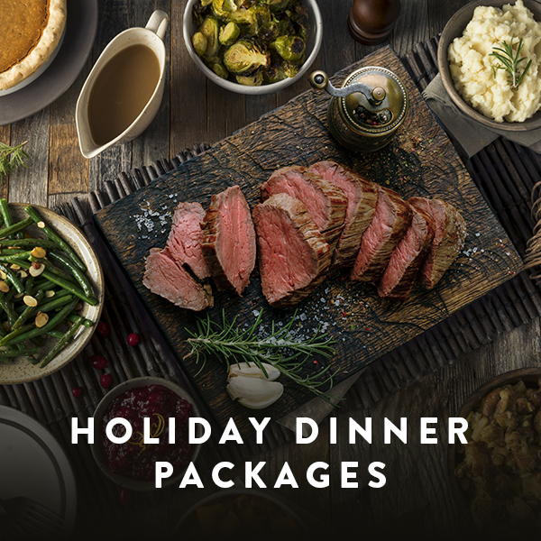 Holiday Dinner Packages