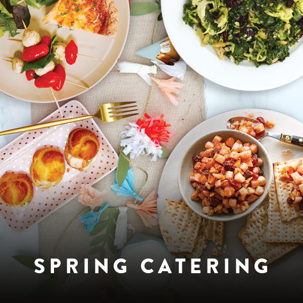 Spring Catering