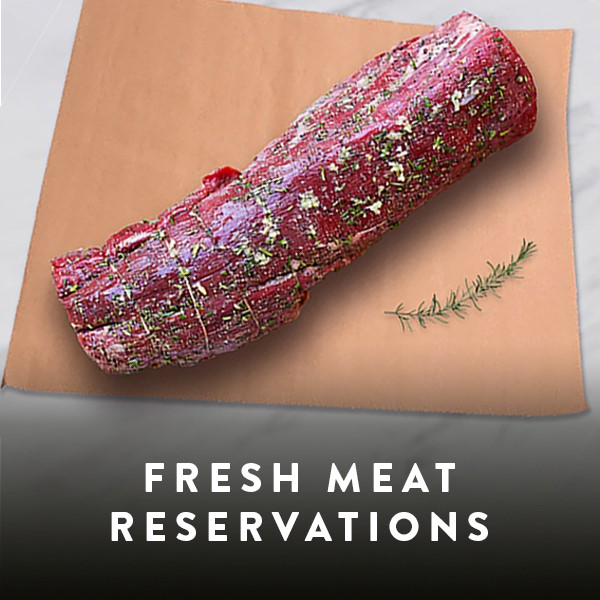 Fresh Meat Reservations