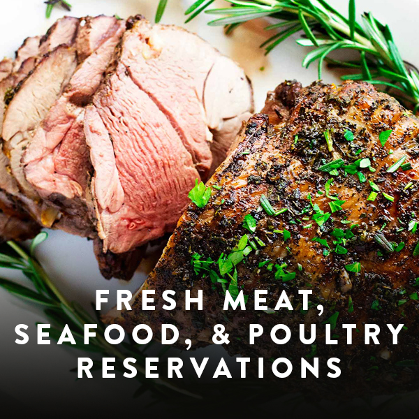 Meat Reservations