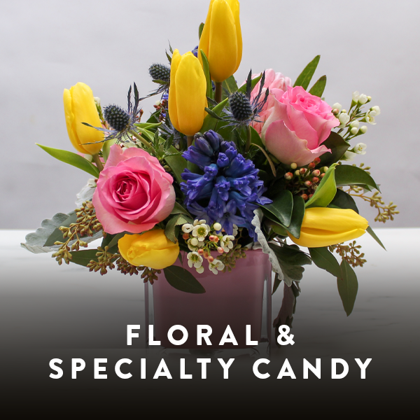 Floral Candy