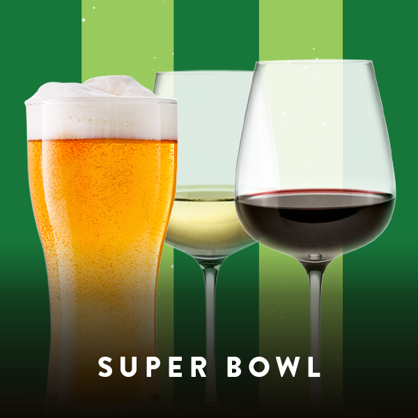 Super Bowl Pairings