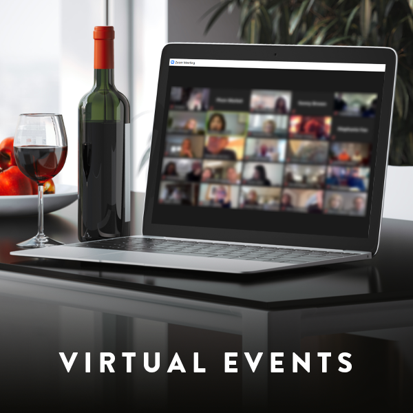 Virtual Events and Tastings